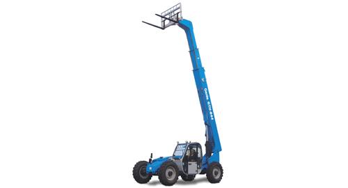 2017 Genie GTH-844 Telehandler Forklift