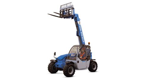 2017 Genie GTH-5519 Telehandler Forklift