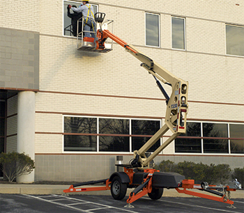 jlg towable boom lift