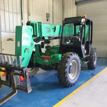 2007 JCB 506CHL Telehandler Forklift w/ 1686 Hours