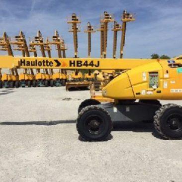 2009 Haulotte HB-44J Diesel Boom Lift w/ 1345 Hours – Only $15,950.00
