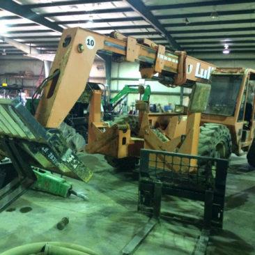 2007 LULL 1044C-54 Telehandler Forklift w/ 5258 Hours