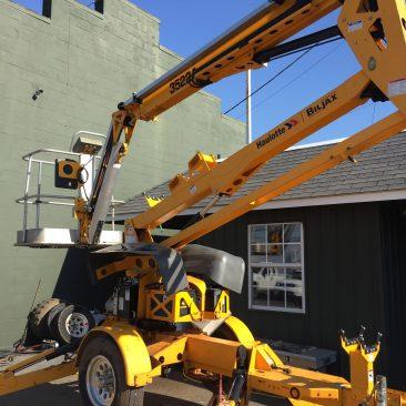2012 Biljax 3522A Towable Boom Lift – Only $16,950.00!