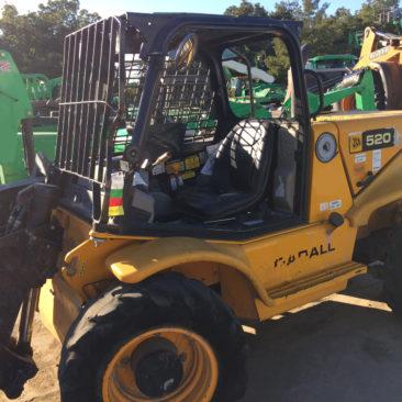 2008 JCB 520 Telehandler Forklift w/ 2090 Hours