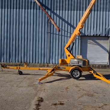 2014 BilJax 3632T Towable Boom Lift — ONLY $17,950!!!