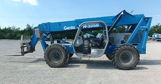 2006 Genie GTH-1056 w/ 6487 Hours – Only $37,950.00