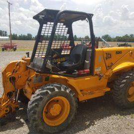 2008 JCB 520 Telehandler Forklift w/ 4725 Hours – Only $24,895!