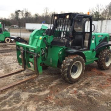 2011 JCB 520 Telehandler Forklift – Only $34,950!