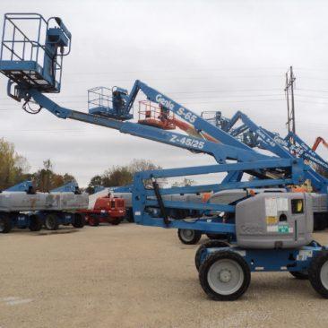 2006 Genie Z4525RT IC Boom Lift – Only $19,950!