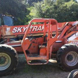 2003 SkyTrak 10054 Telehandler Forklift | ONLY $44,950