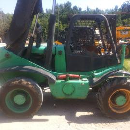 2006 JCB 520 Telehandler Forklift – ONLY $27,950